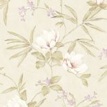 Fiore Wallpaper FO 3202 or FO3202 By Grandeco For Galerie